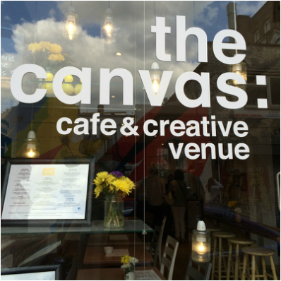 Canvas Cafe, SLMpickings